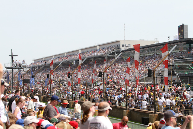 Speedway Indiana is home to one of the greatest spectacles in racing - the Indianapolis 500