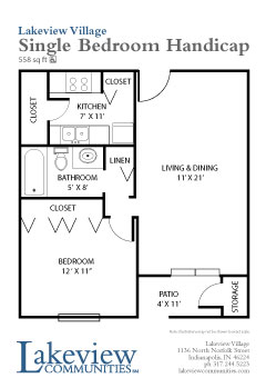 Lakeview Place Senior Apartment